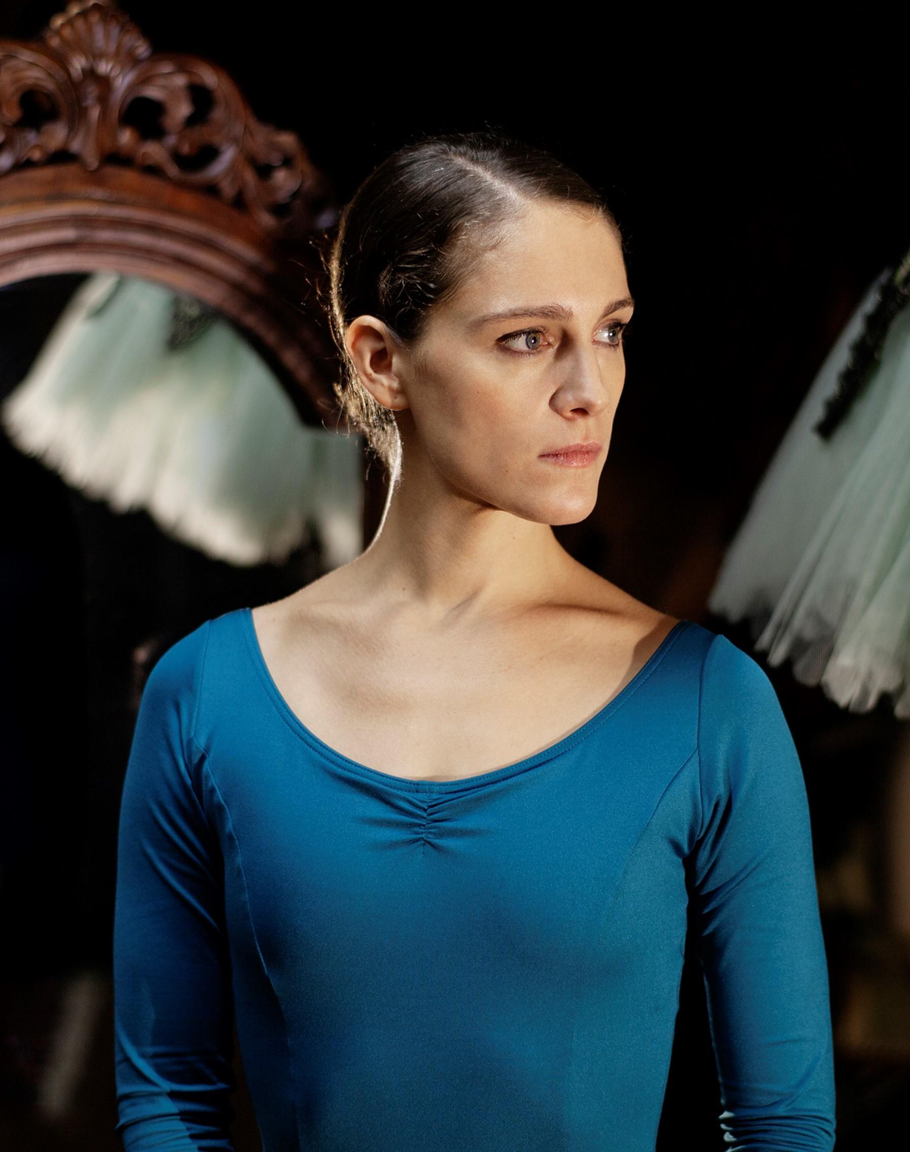 Ariane Labed, protagonista de L'Opéra