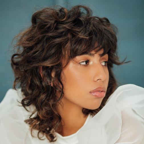 La mullet o su versión crecedar, el curly shag, son cortes perfectos...