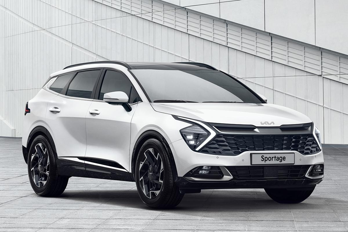 Esta es la versión para Corea y EEUU del coche