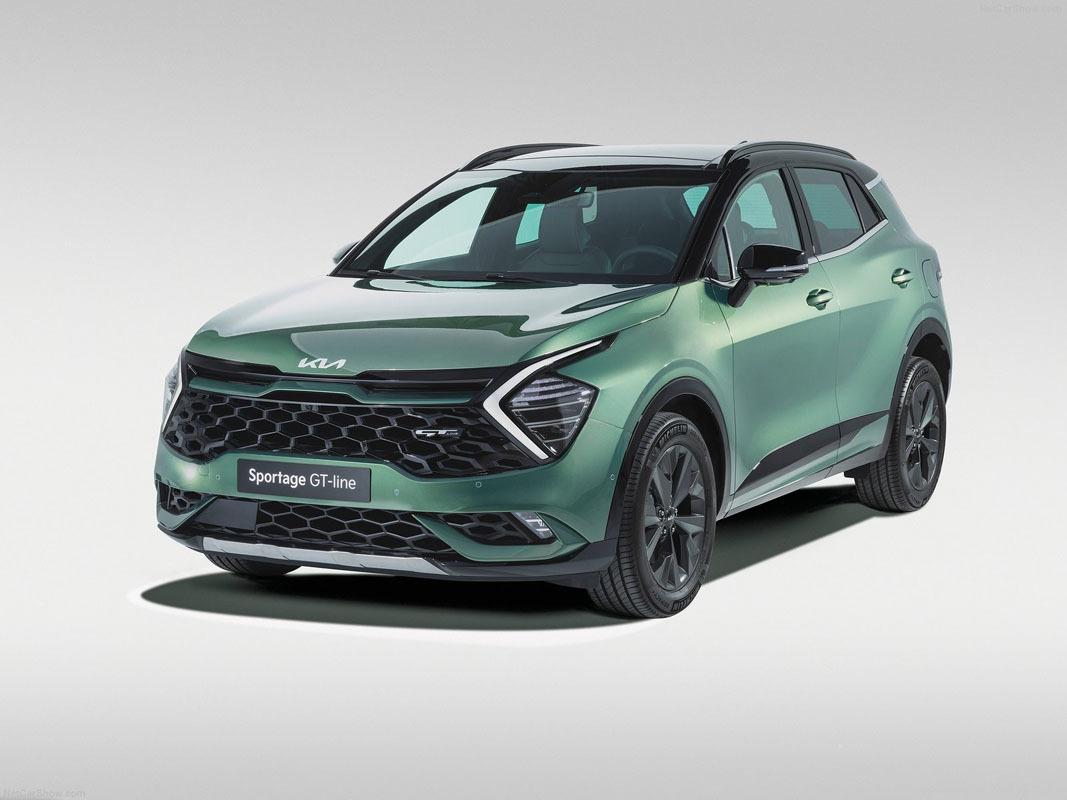 Nuevo Kia Sportage: ahora, con una version para Europa