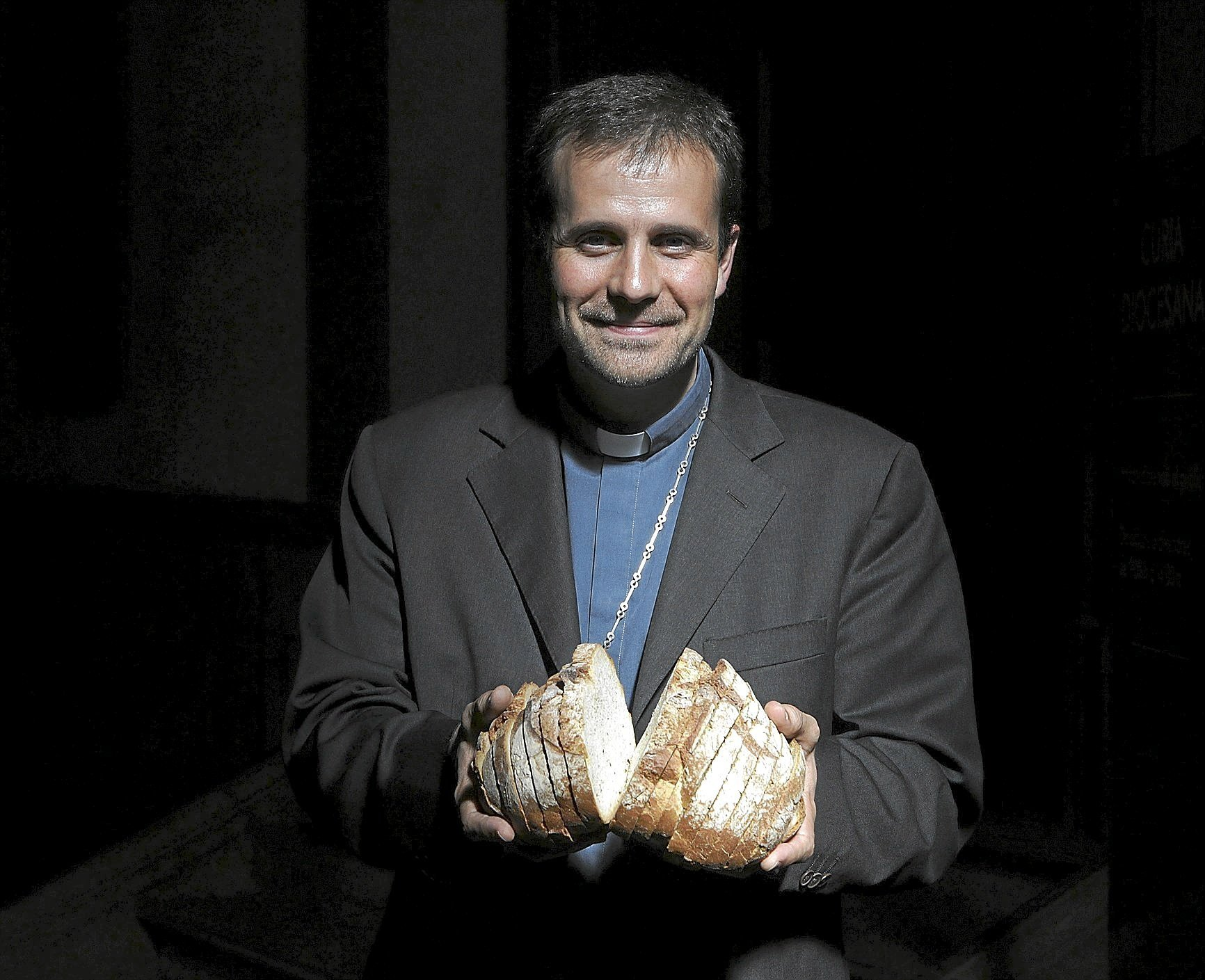 Xavier Novell, ex obispo de Solsona, en julio de 2011.