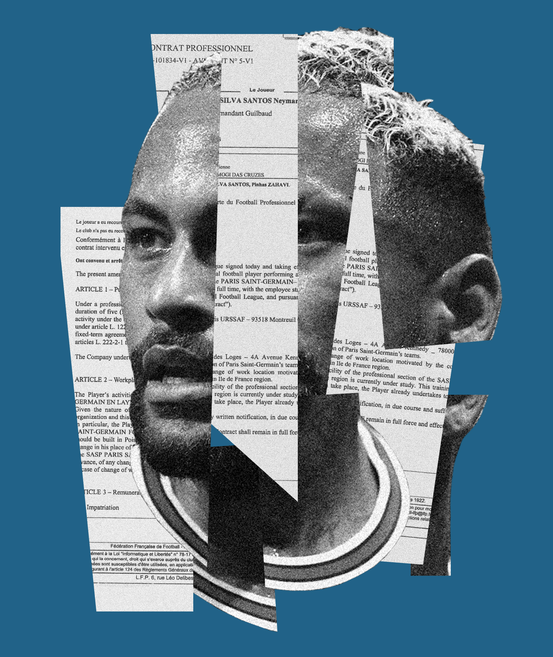 Neymar: The contract that shattered football's economic balance