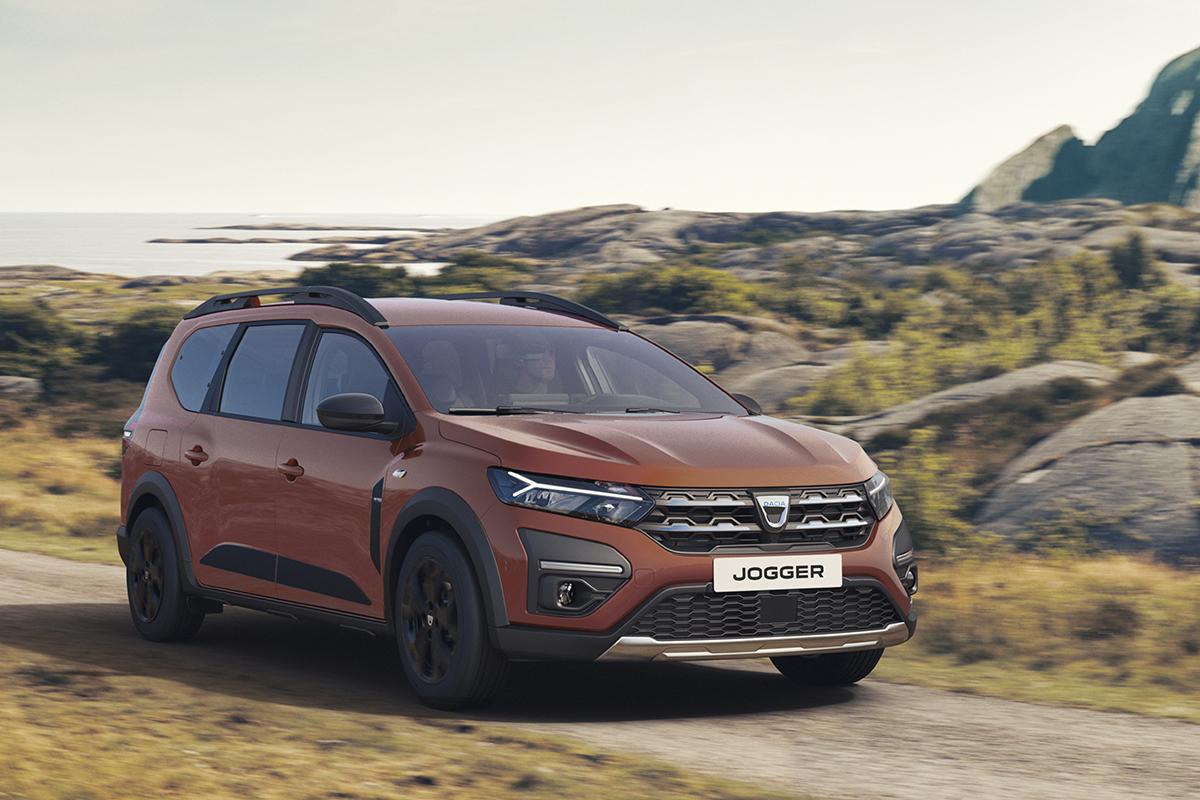 El Dacia Jogger será el primer coche hibrido de la marca