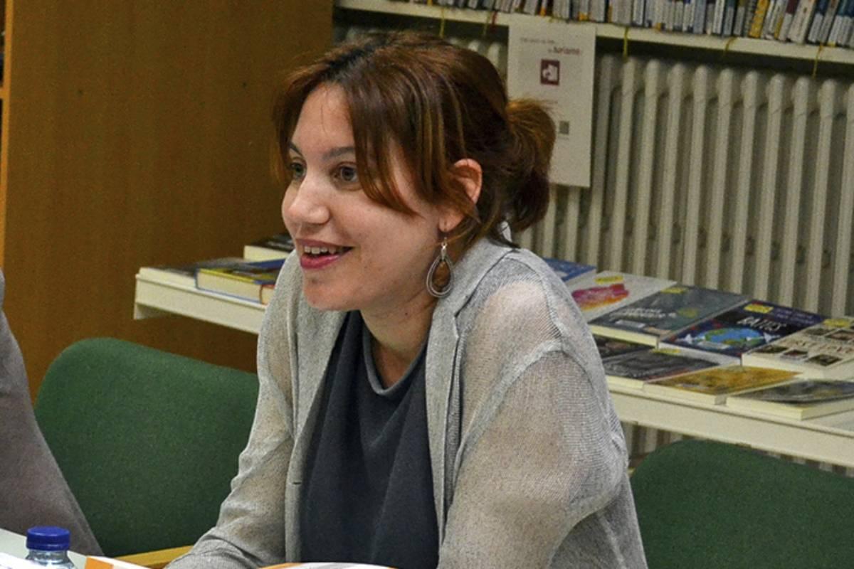 Silvia Caballol, la novia del obispo de Solsona y escritora de novela erótica