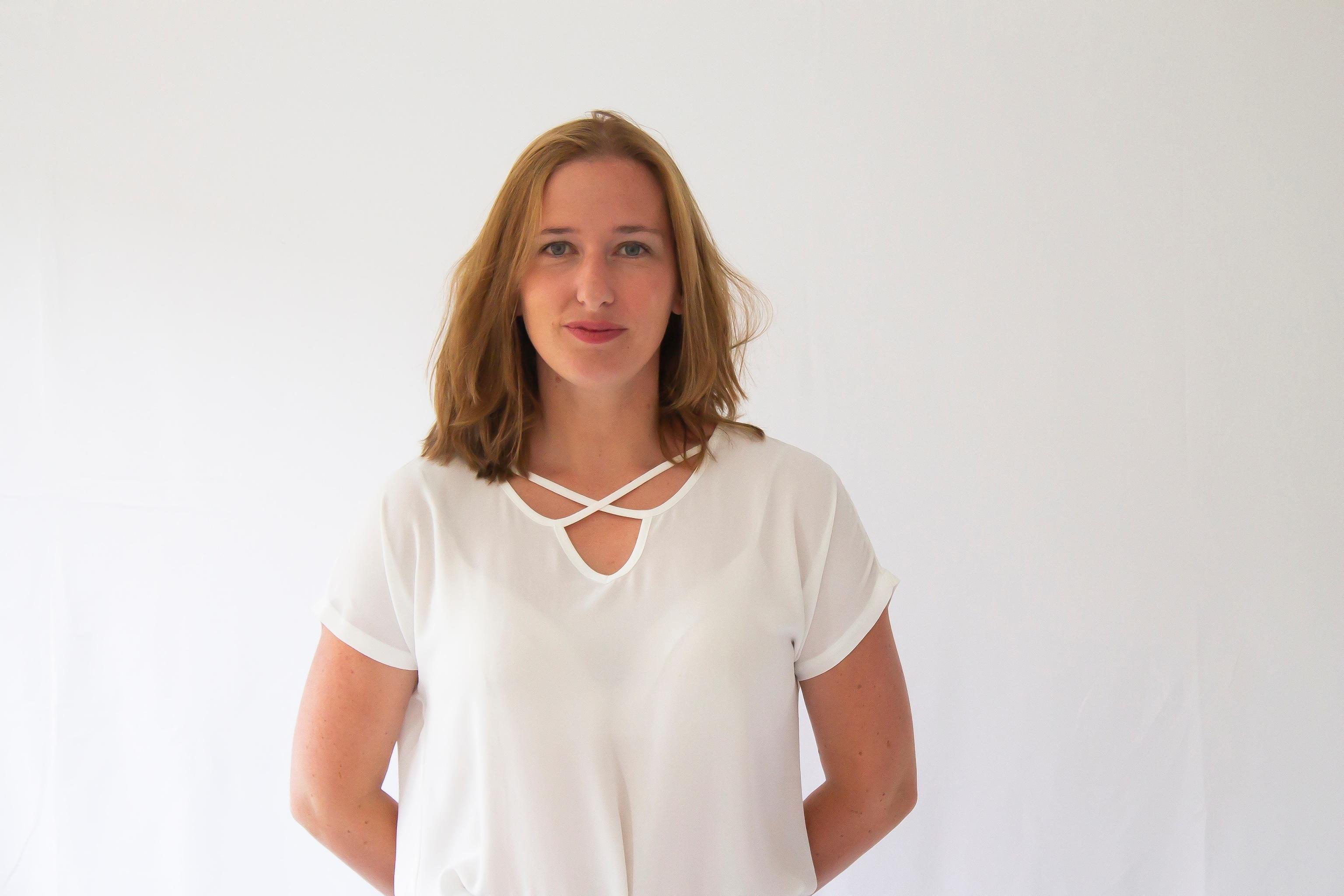 La escritora  Marta Barrio, ganadora del Premio Tusquets