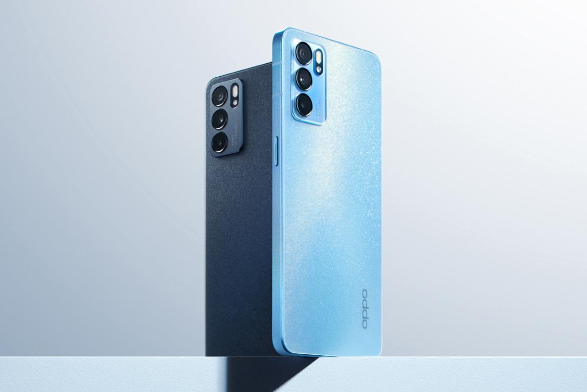 Oppo Reno 6 llega a España con dos versiones y 5G