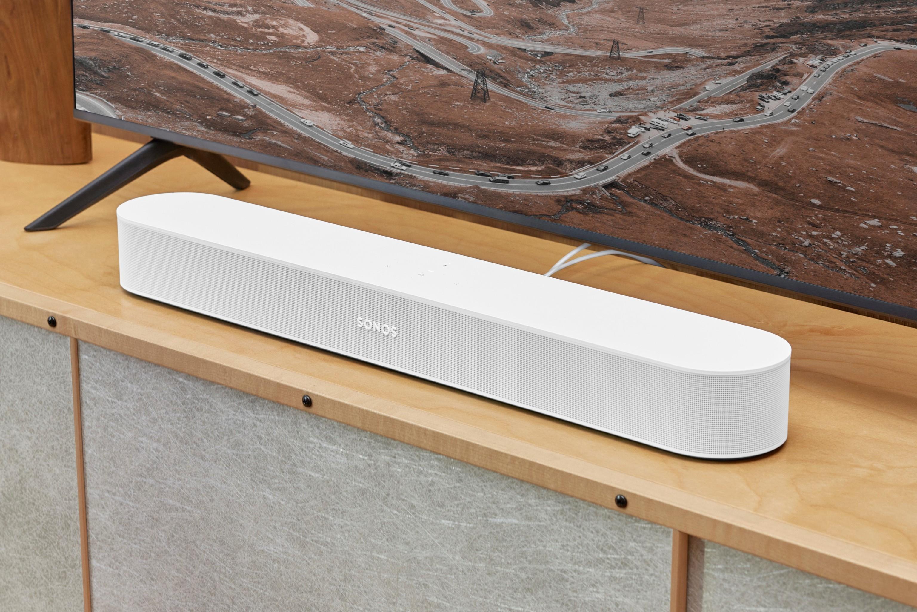 Sonos Beam: ahora con Dolby Atmos