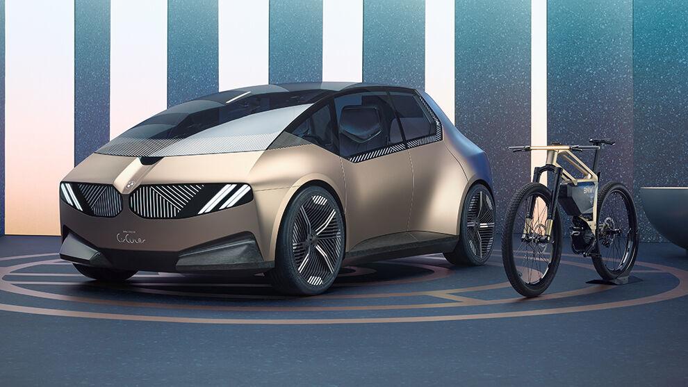 El prototipo futurista está concebido para reducir todo tipo de materiales innecesarios y que no sean reciclables, incluida la pintura.