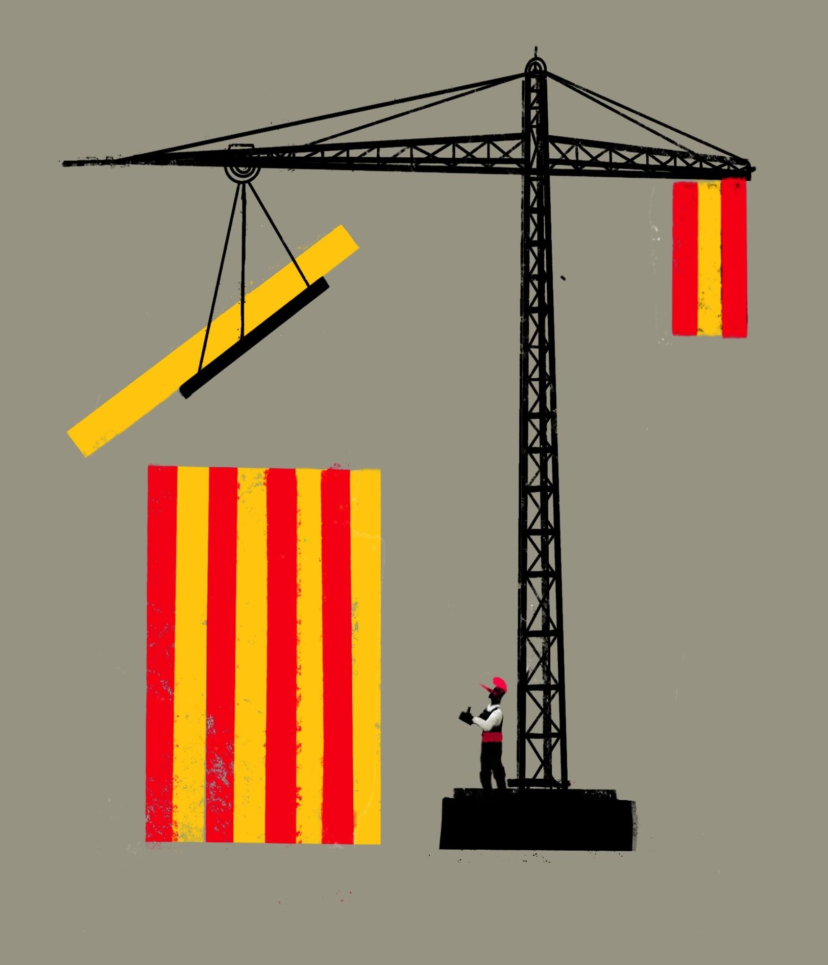 Cataluña nacionalista, un régimen inhabitable