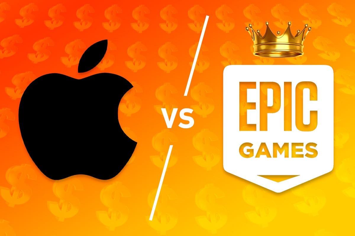 Epic contra Apple: una victoria y nueve derrotas