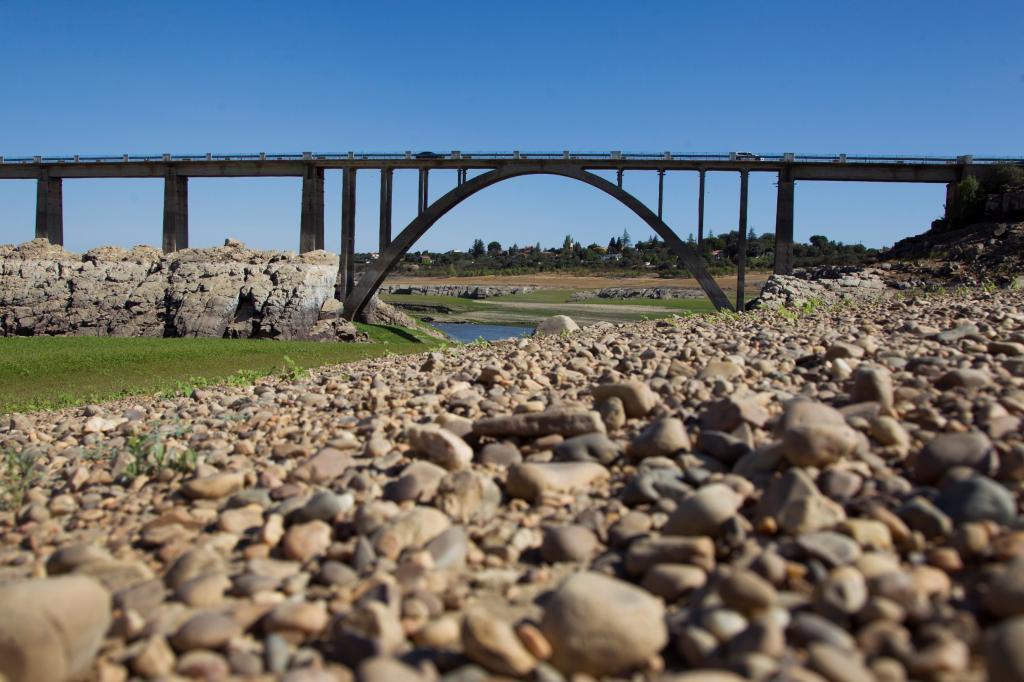 Embalse de Ricobayo (Zamora)