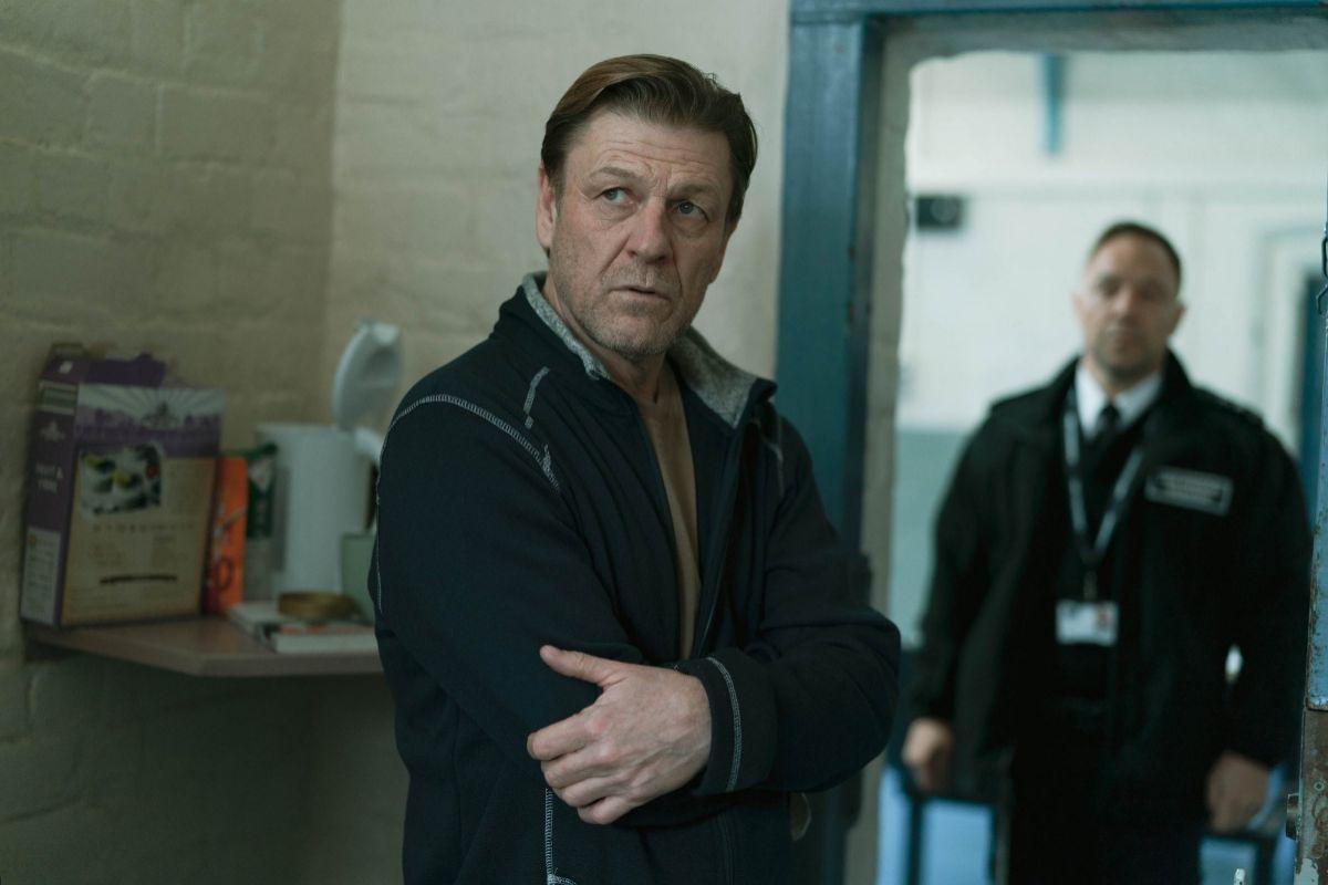 Sean Bean da vida a un profesor encarcelado por homicidio.