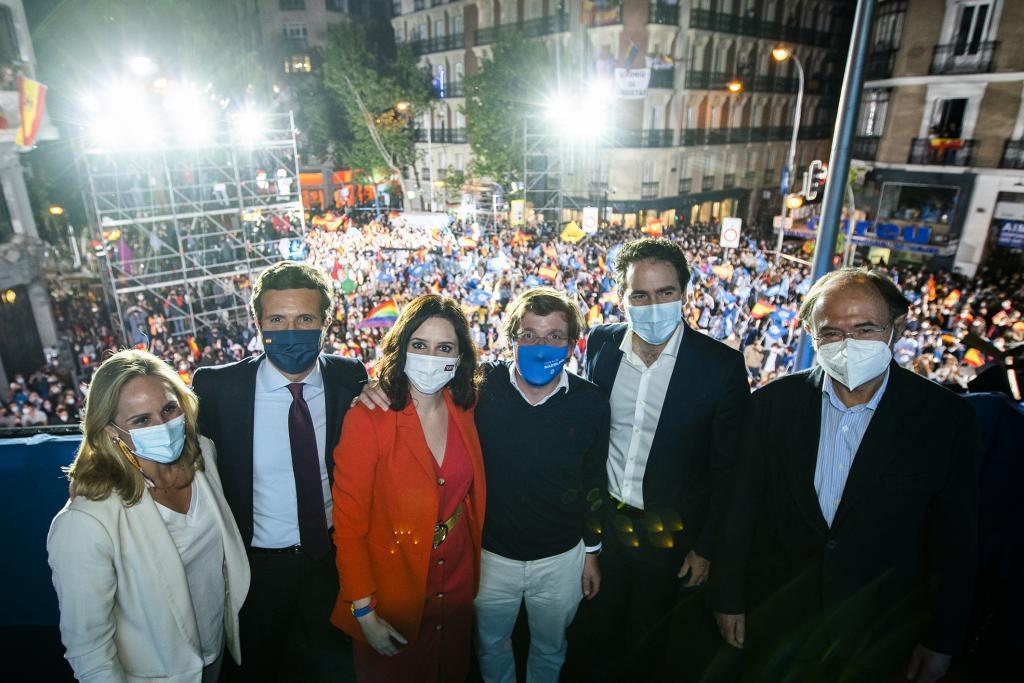 Lo que Madrid ha unido