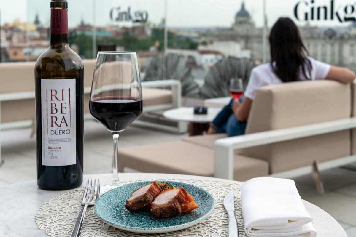 Las tapas del concurso se maridarán con vinos de D.O. Ribera del Duero.