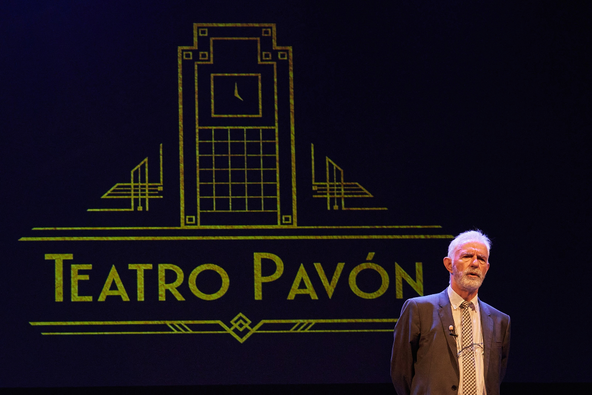 Gonzálo Pérez Pastor, CEO de Vértigo360, empresa que compartirá la gestión del Teatro Pavón.