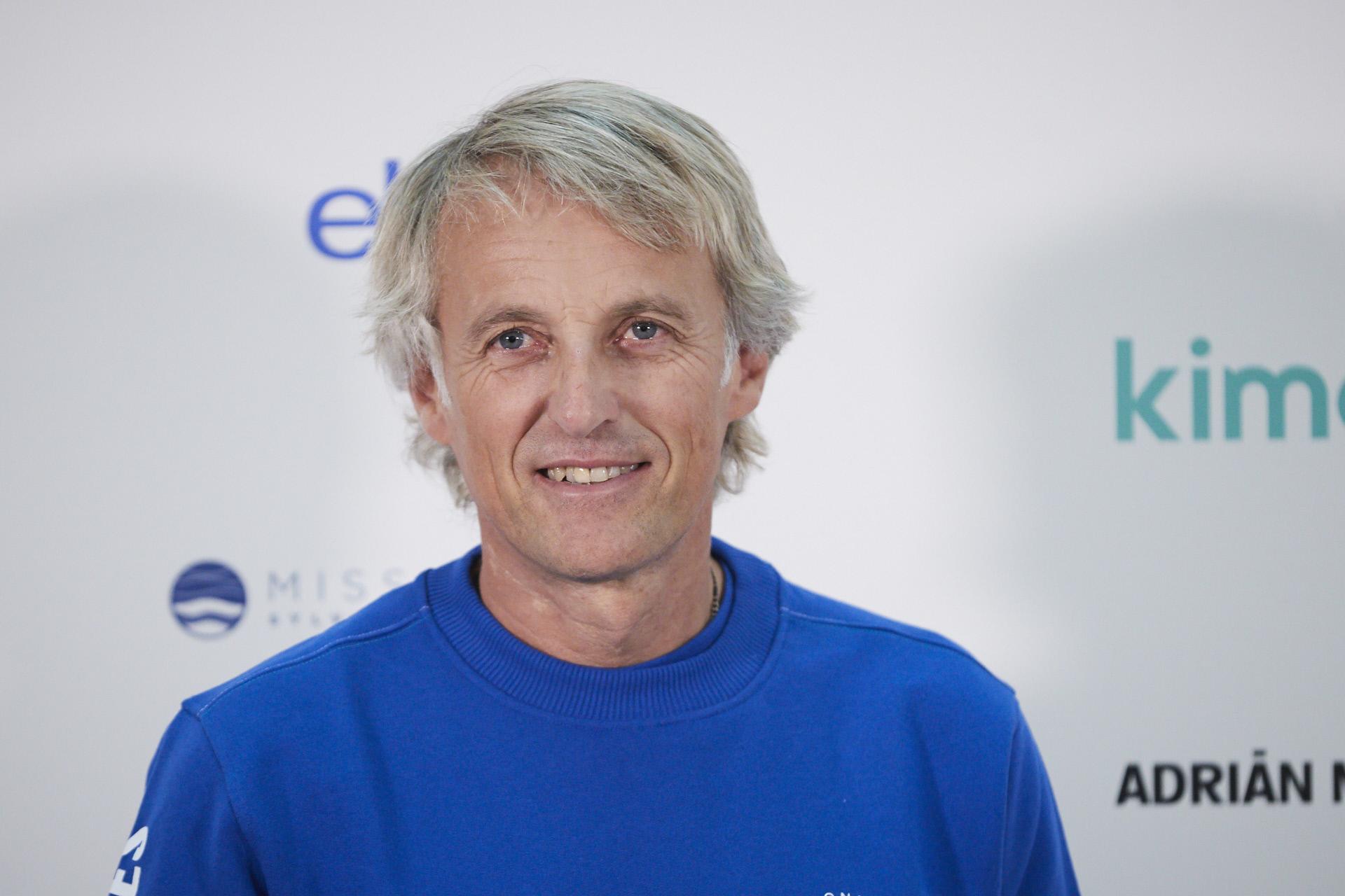 El presentador y aventurero Jesús Calleja.