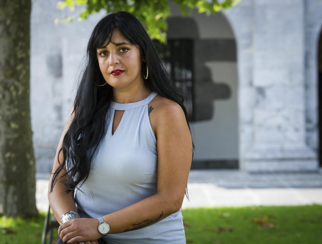 """Amelia Tiganus: """"Los burdeles son campos de concentración para mujeres empobrecidas"""""""