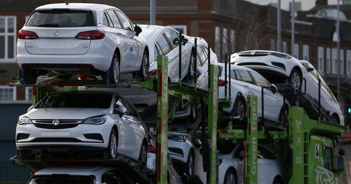 Verano nefasto para la venta de coches en la UE