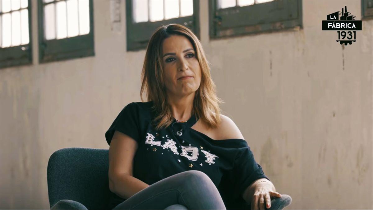 Laura Fa en 'La Fábrica de Rufián'.