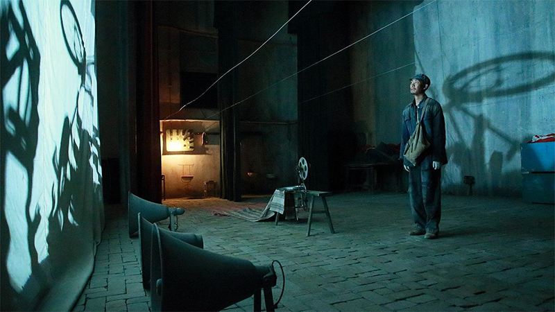 Imagen de 'Un segundo', la película ianugural del Festival de San Sebastián 69.
