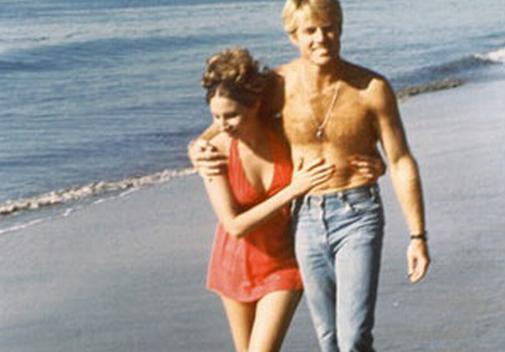 Barbra Streisand y Robert Redford en el icónico drama de Sydney...