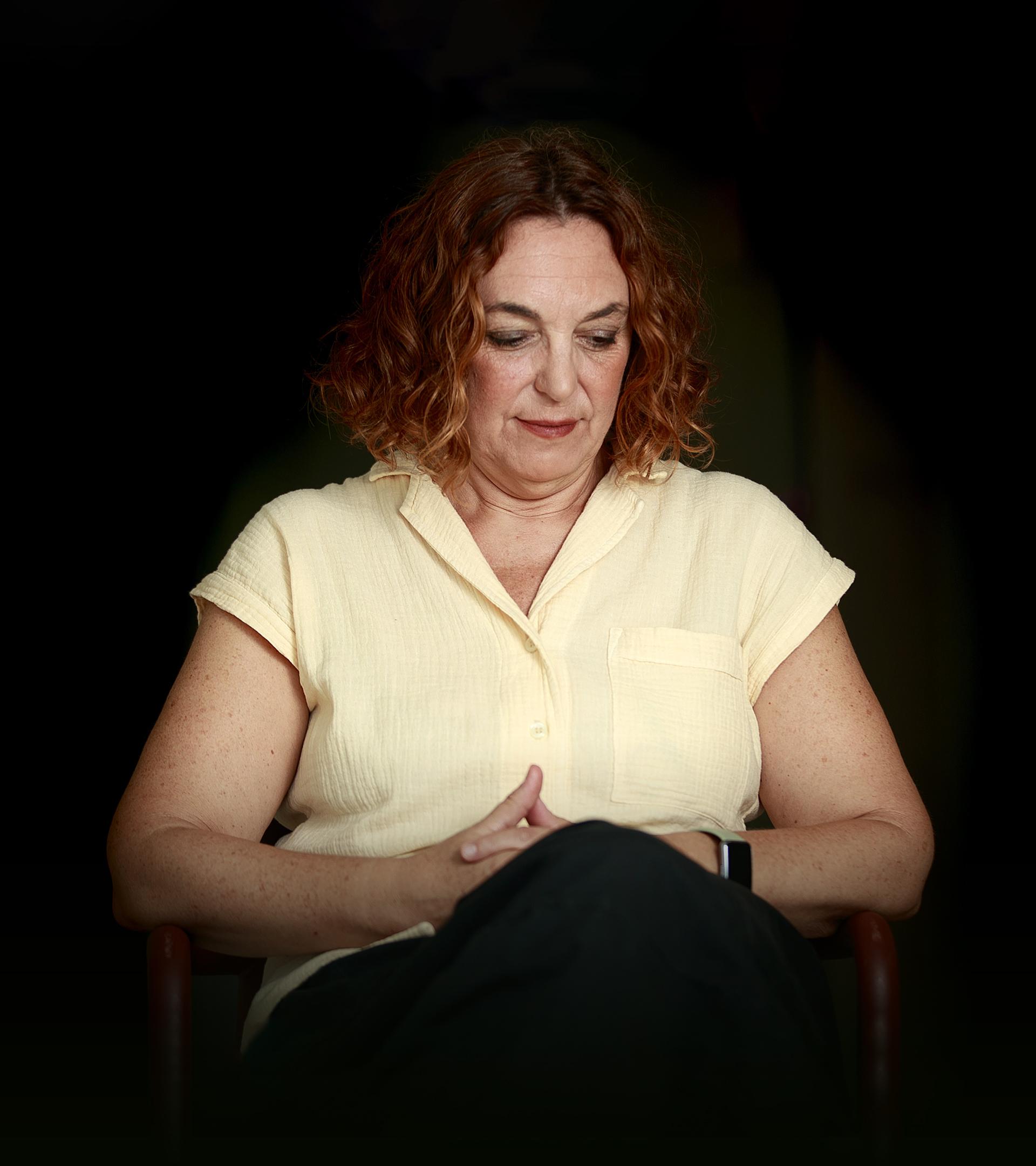 Cristina Maragall, hija de Pasqual Maragall y presidenta de la Fundación que lleva el nombre de su padre.