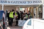 Dos muertos al invadir un coche la terraza de un bar en la localidad murciana de Roldán