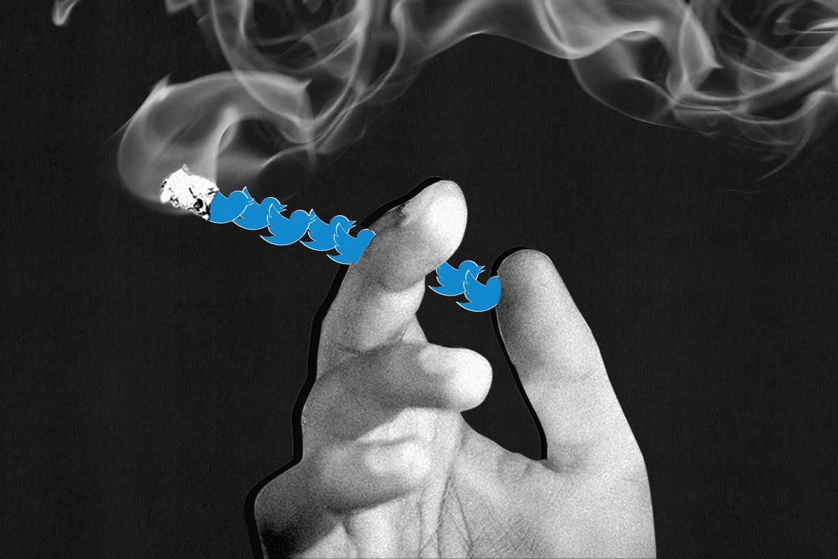 Imagine que nos relacionamos con las redes sociales como los primeros consumidores de tabaco