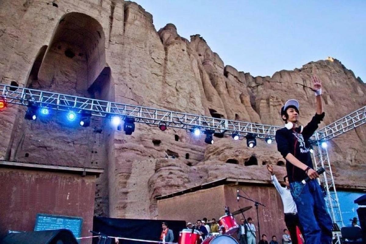 Bandas rockeras de Libia, Afganistan, Pakistan y Tanzania. 16319778478717
