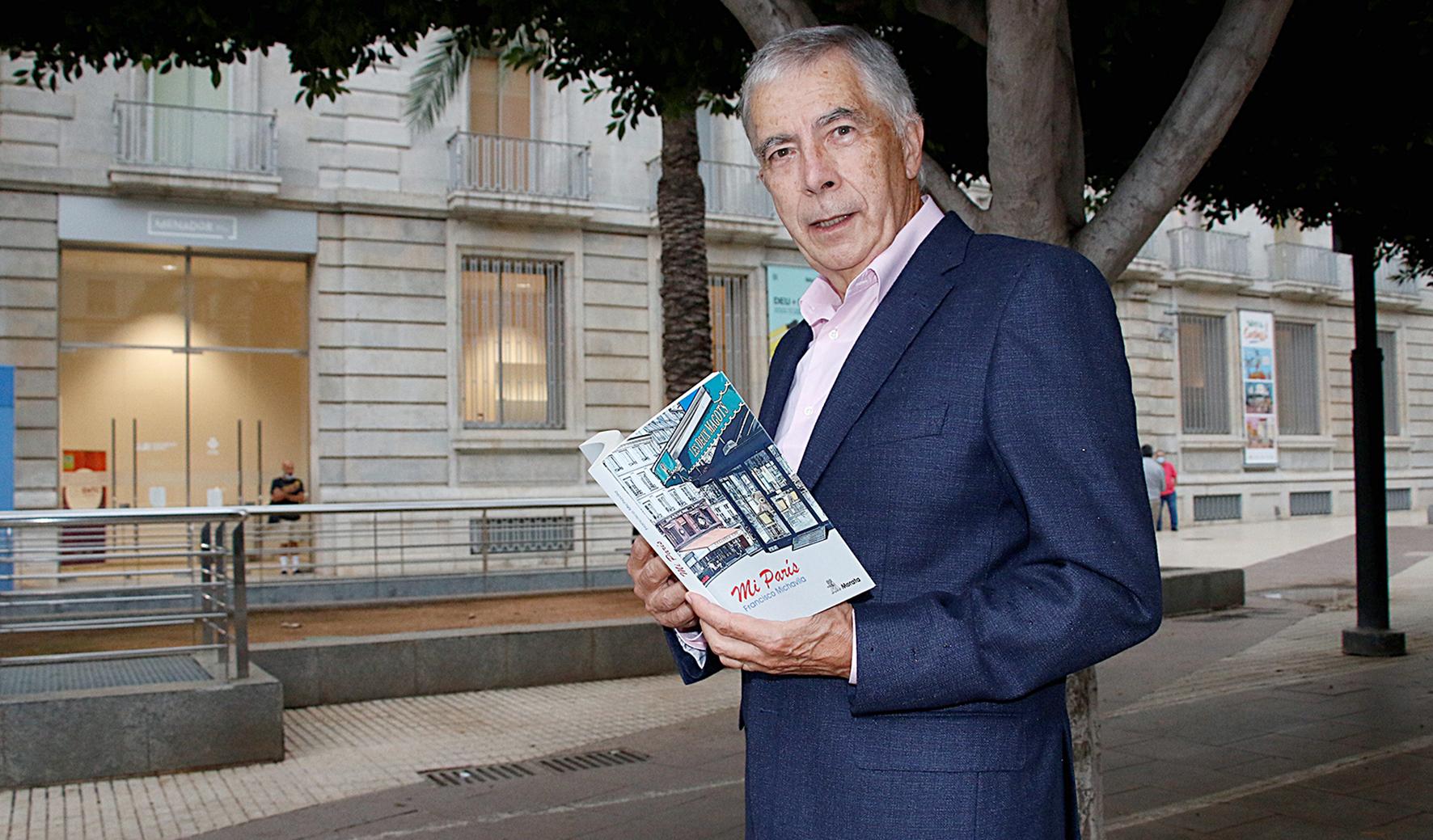 """Francesc Michavila, catedrático y escritor: """"Los europeos necesitamos de grandes proyectos colectivos"""""""