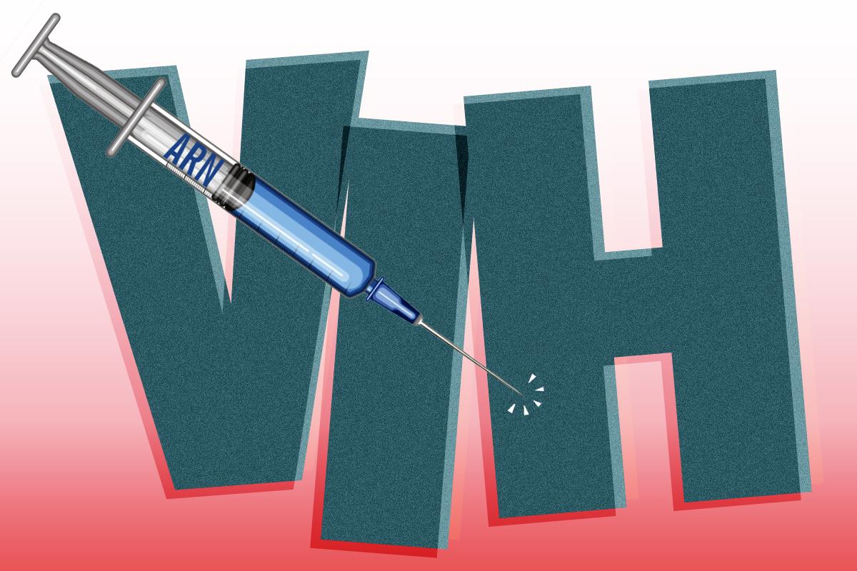 Así es la nueva vacuna de ARNm contra el VIH que ensaya IAVI-Moderna