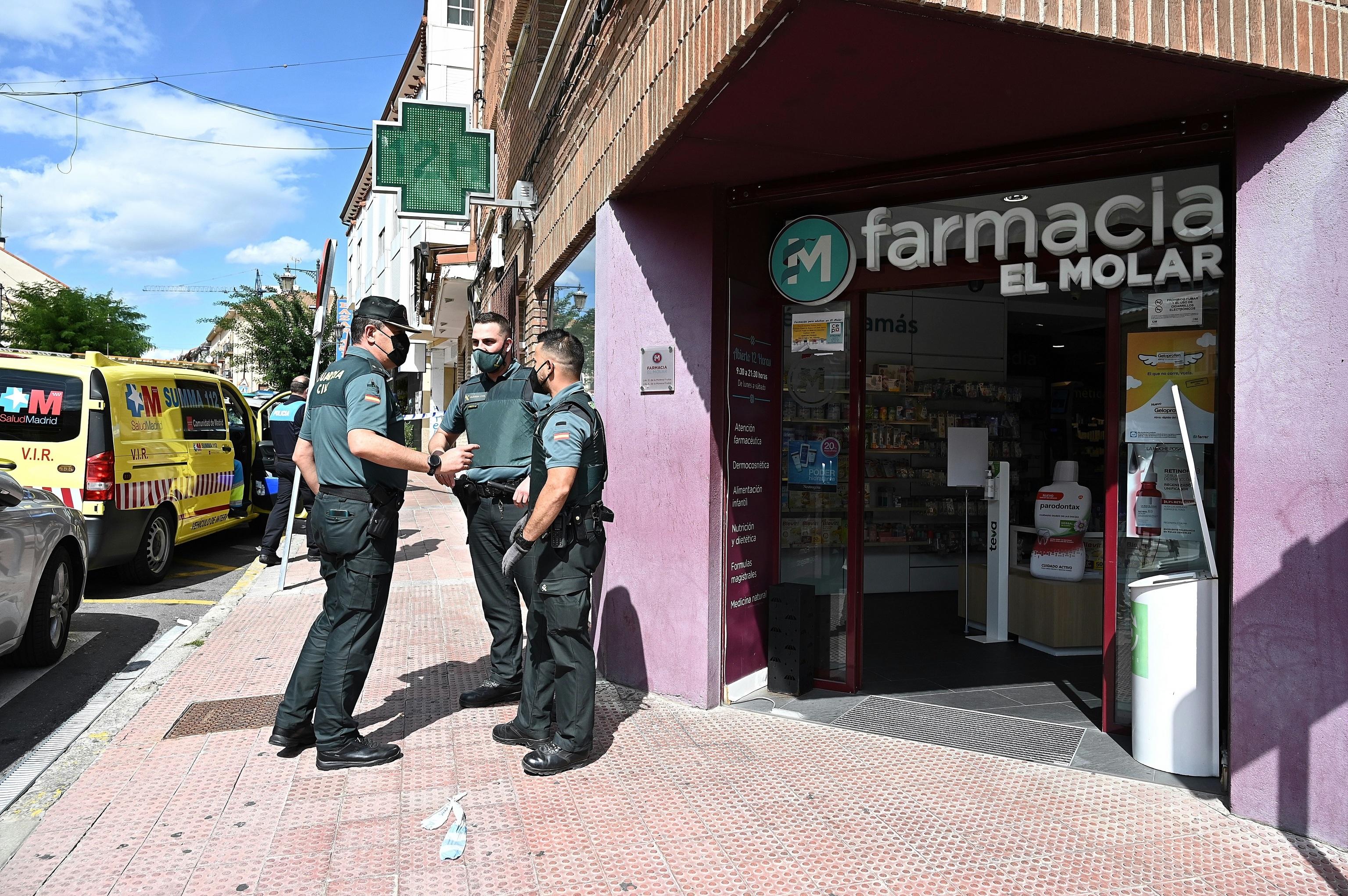 La Guardia Civil ha detenido este lunes en El Molar (Madrid) a Noelia de Mingo por agredir con un arma blanca a dos mujeres en esta localidad.