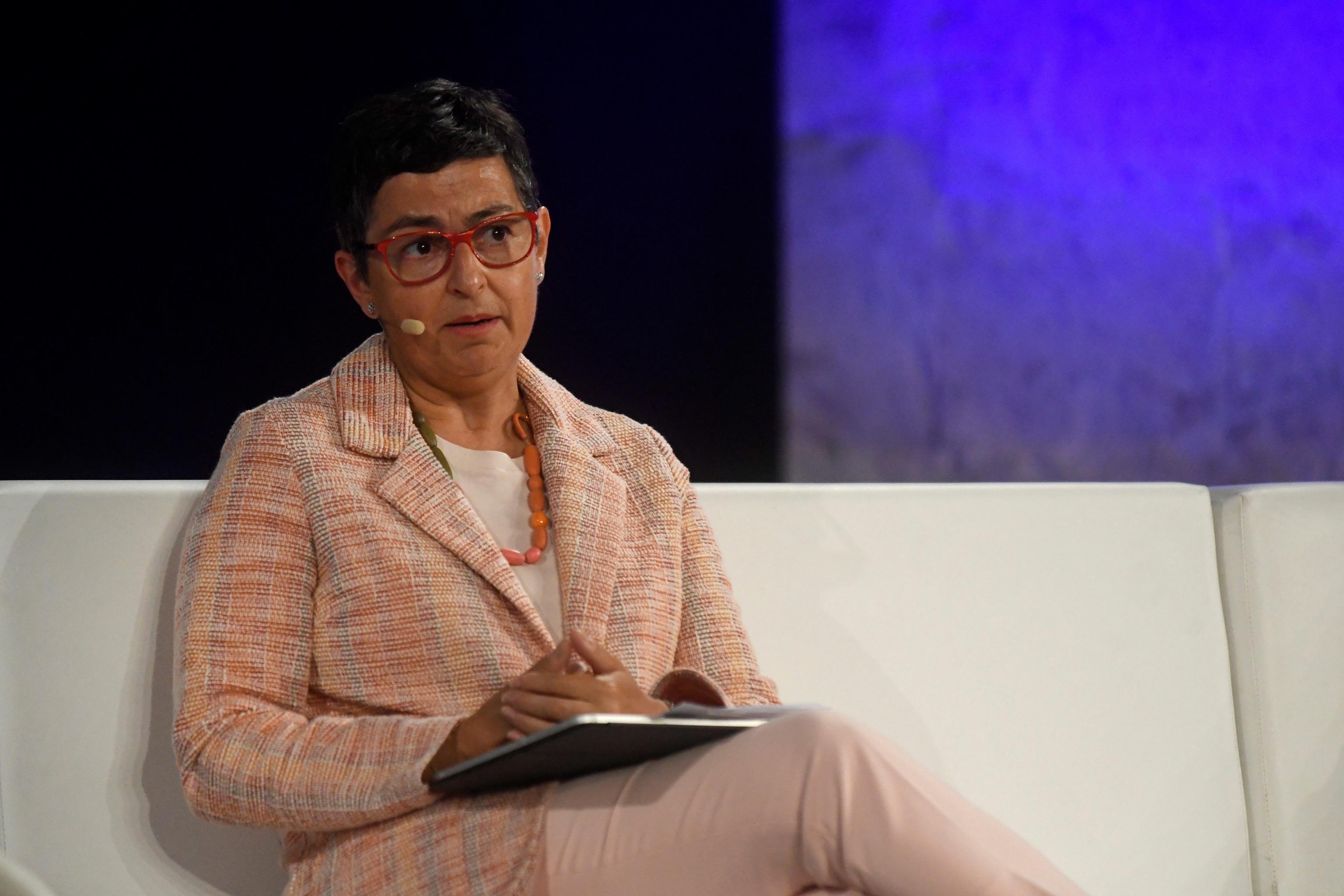 La ex ministra de Exteriores, Arancha González Laya.
