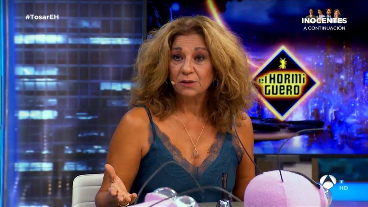 Lolita Flores en 'El Hormiguero'.