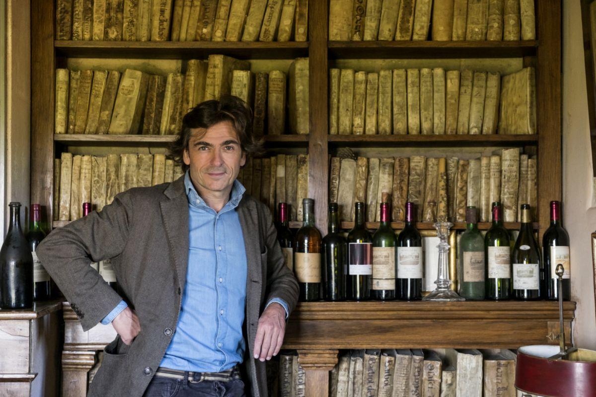 El enólogo y bodeguero Telmo Rodríguez.