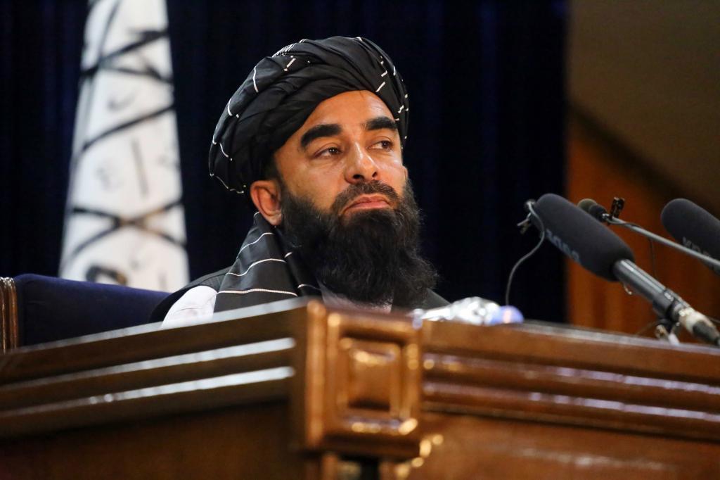 Los talibanes piden hablar ante la Asamblea General de la ONU |  Internacional