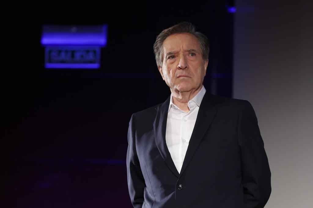 Iñaki Gabilondo en 2018.