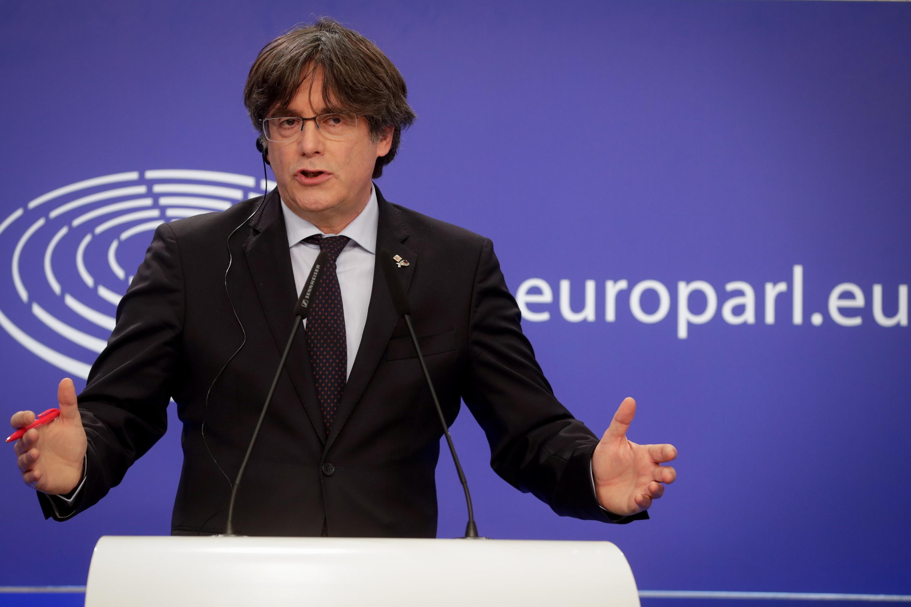 Caso Puigdemont: un nuevo  dolor de cabeza en Bruselas y Luxemburgo