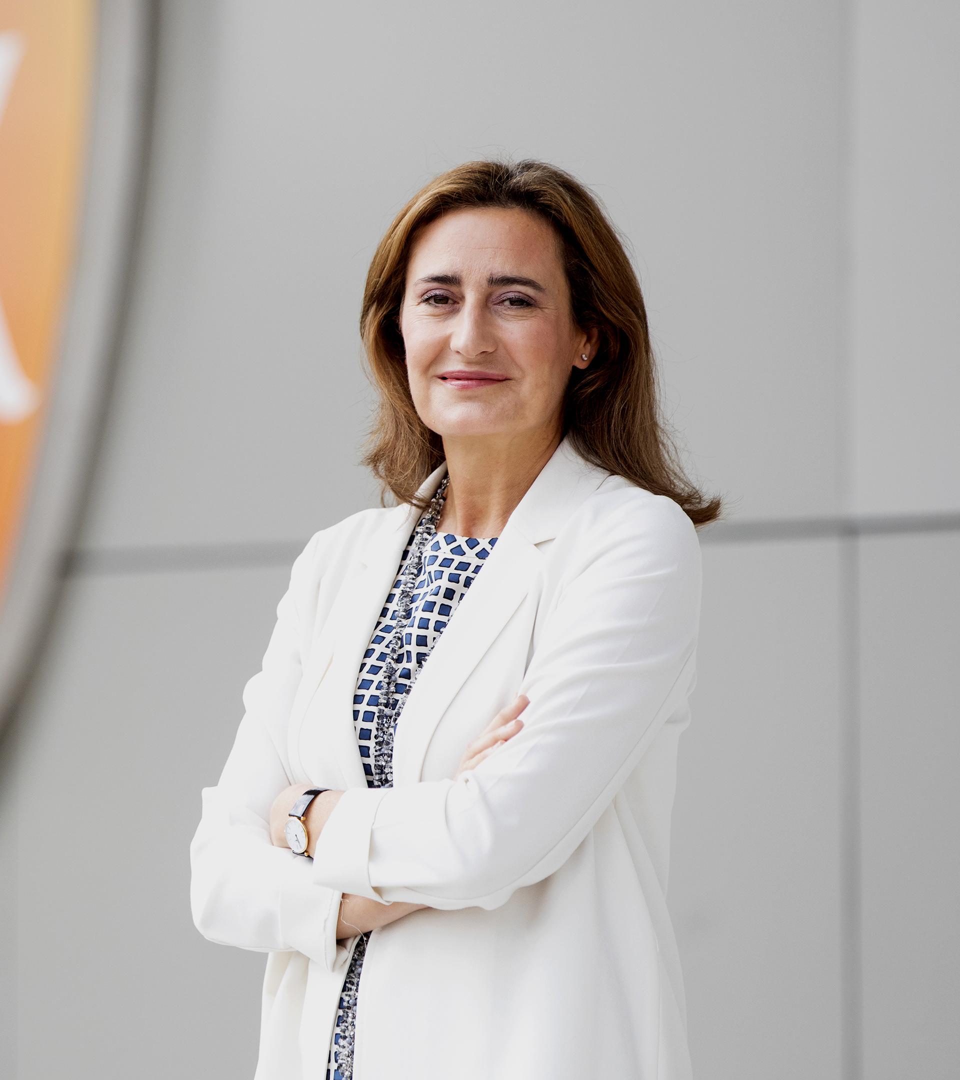 """Cristina Henríquez de Luna (GSK): """"Ningún Gobierno ha fabricado una vacuna. Todas han salido de empresas privadas"""""""
