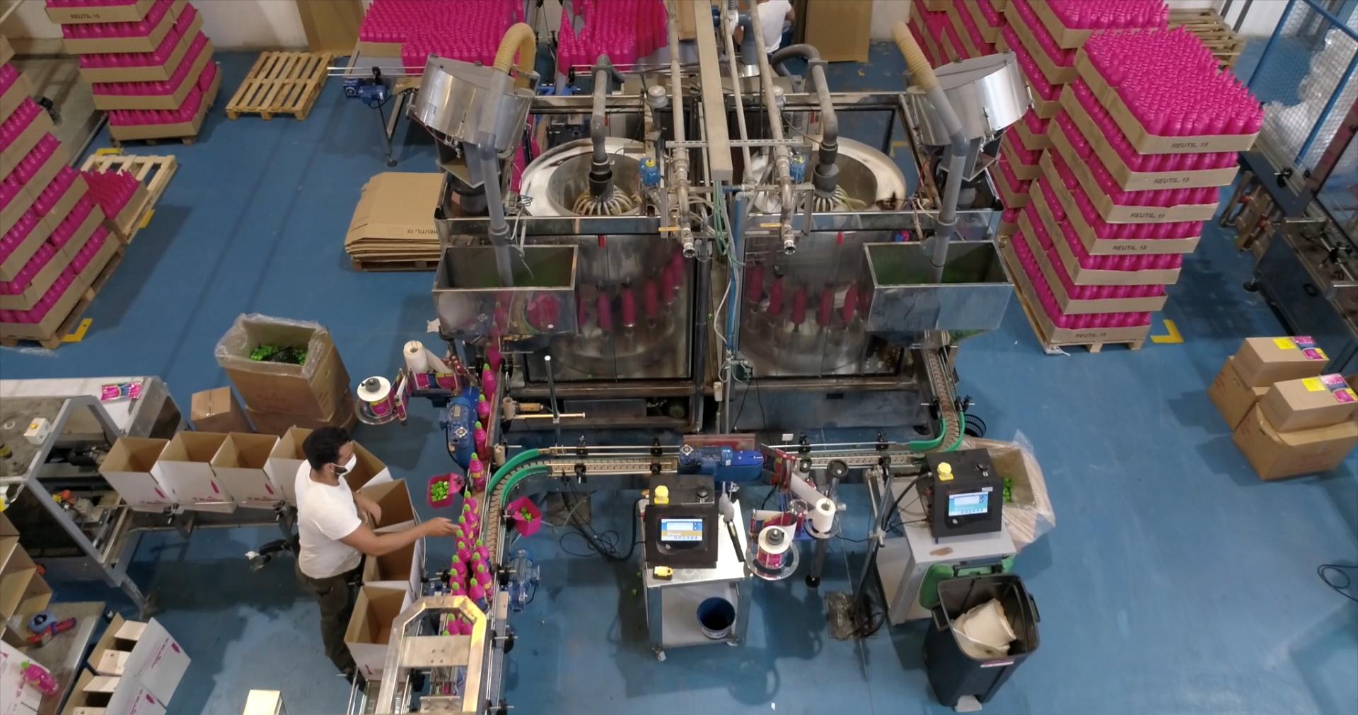 Imagen de la fábrica de El Milagrito