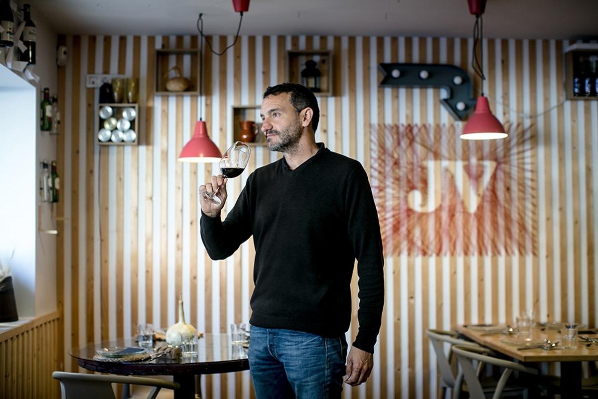 Diego Fernánde Pons, fundador de Wine Luthier.