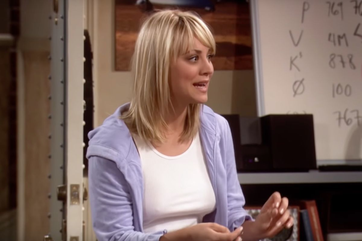Kaley Cuoco cuenta cómo dejó de estar sexualizada la imagen de Penny en The Big Bang Theory