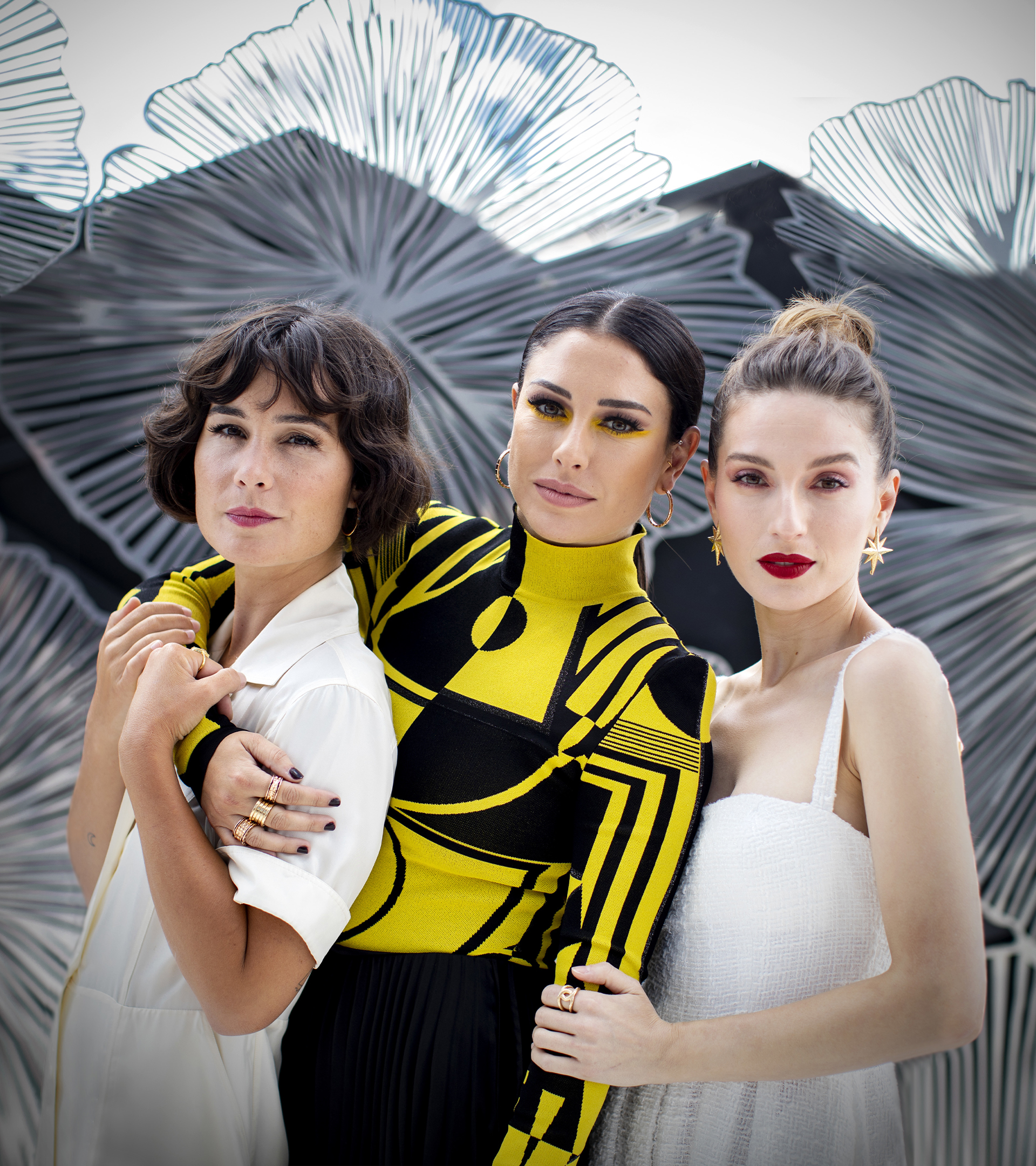 Maria Valverde, Blanca Suarez y Nadia de Santiago.