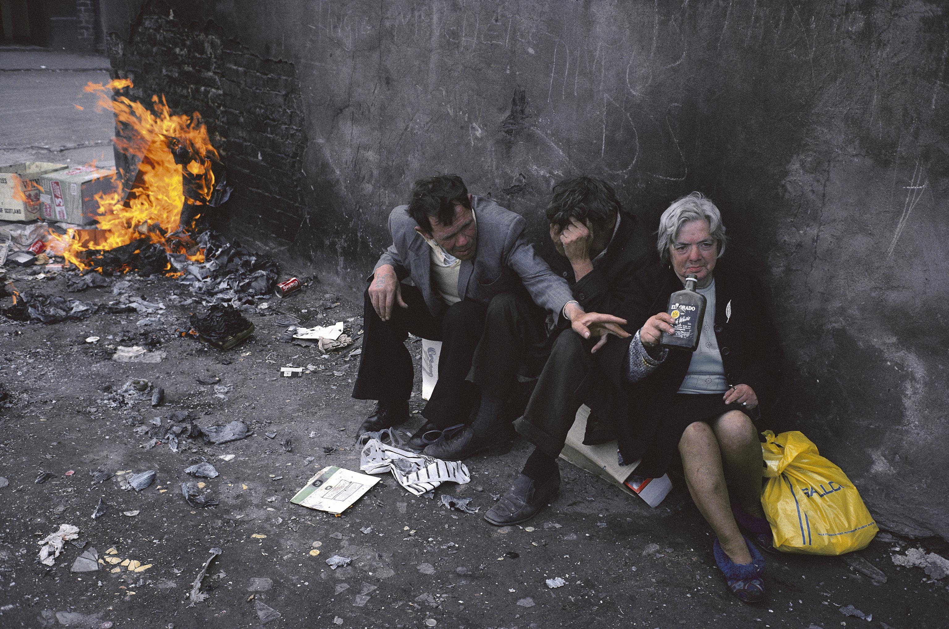 Glasgow, 1980.