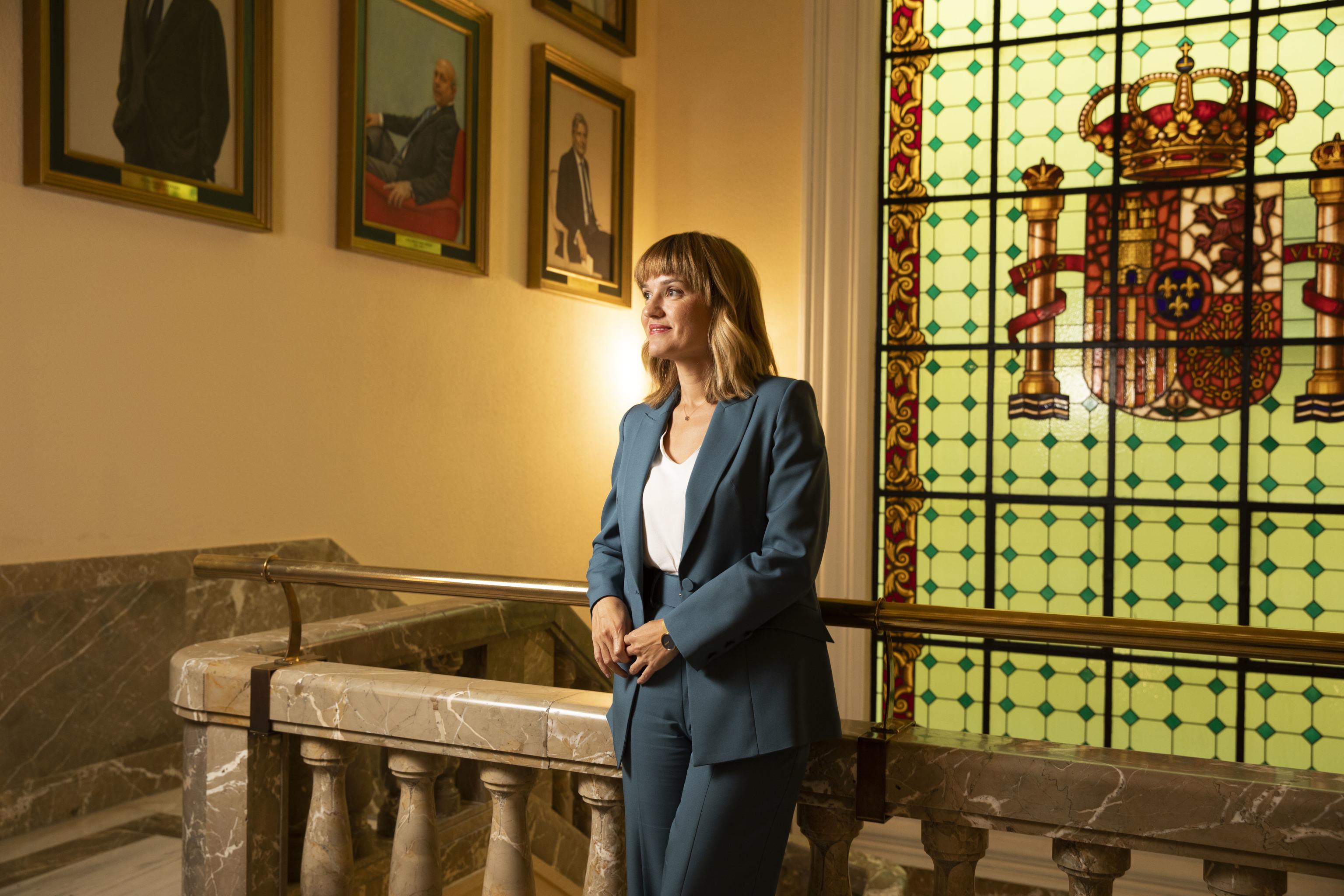 """Pilar Alegría: """"Los exámenes de recuperación podrán mantenerse este año"""""""