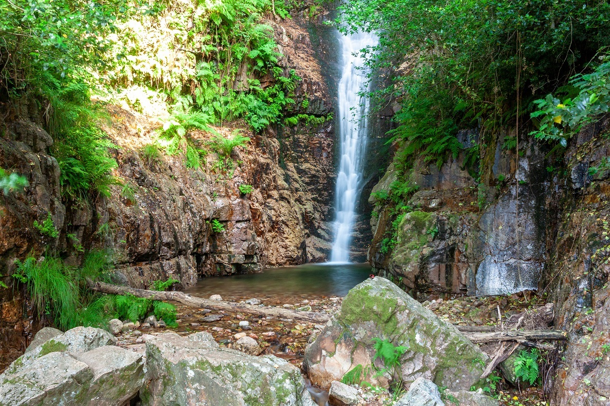 Cascadas del Chorro.