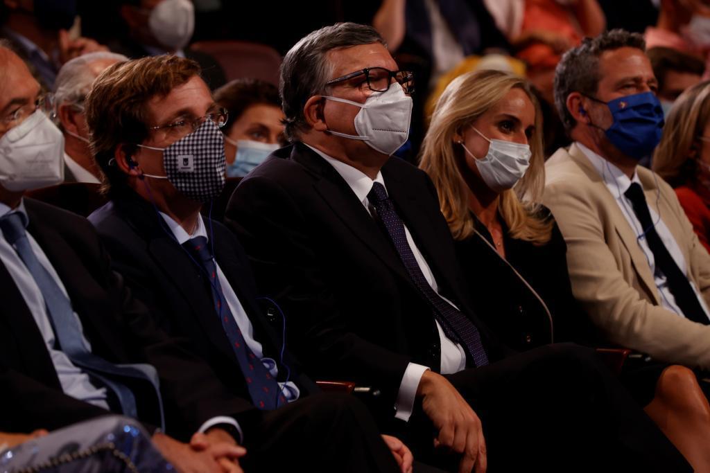 Almeida, en la Convención Nacional del PP