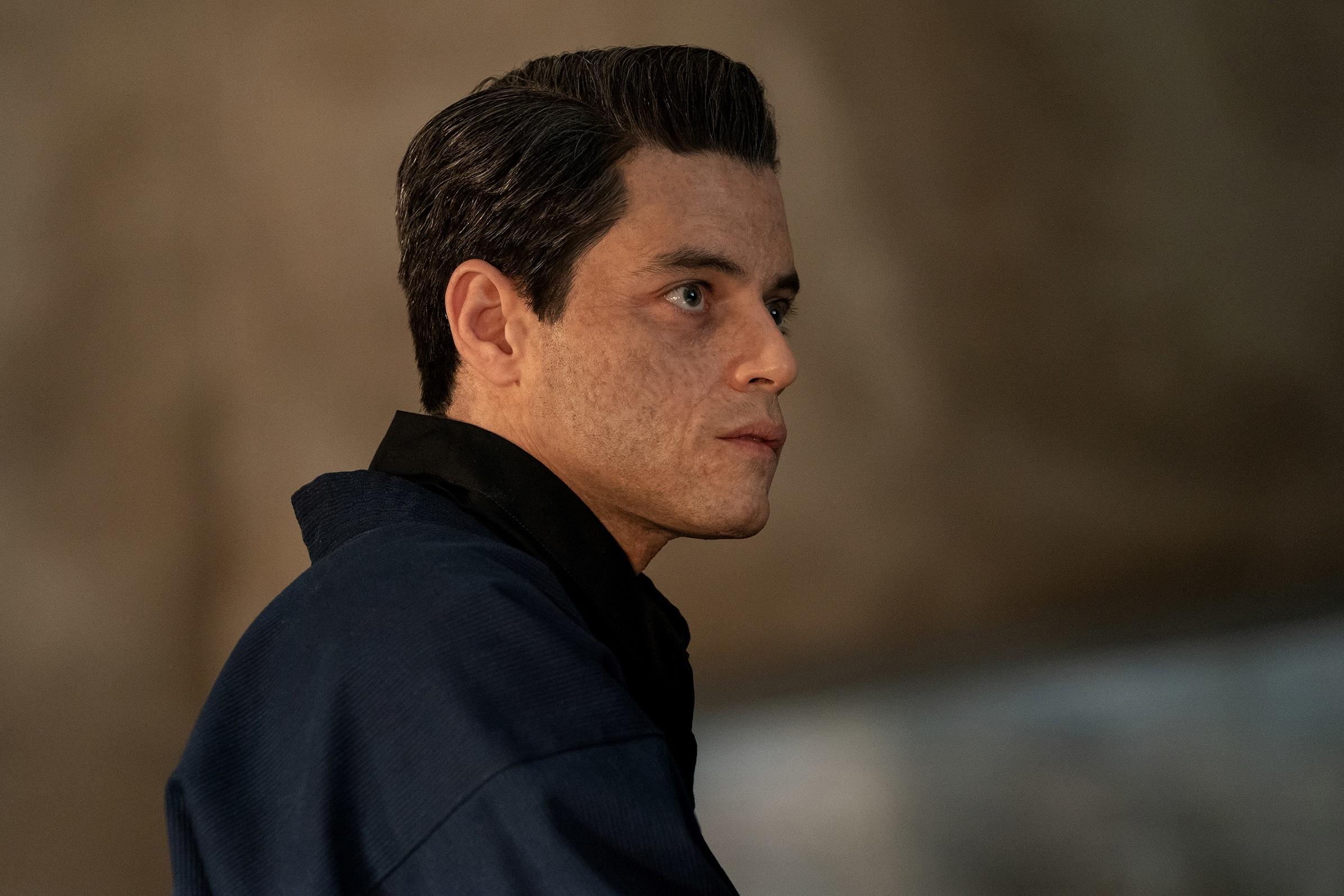 """Rami Malek: """"Ser el malo de Bond ha sido como un sueño"""""""