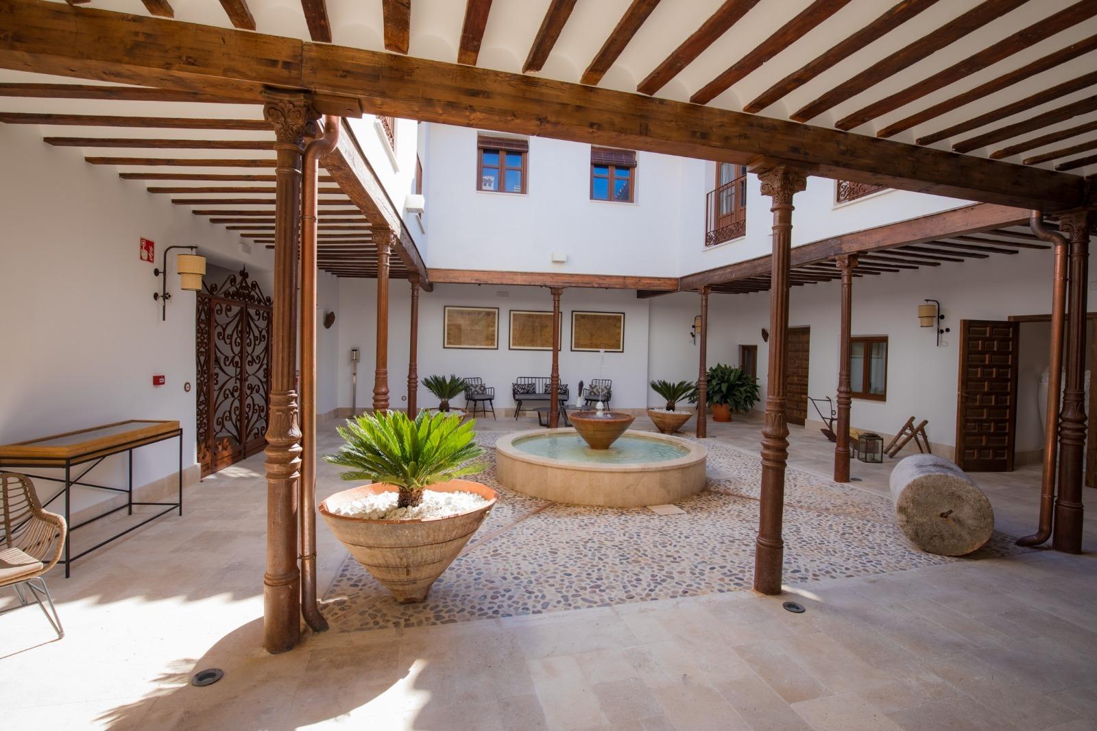 Casa rural Los Tinajones.