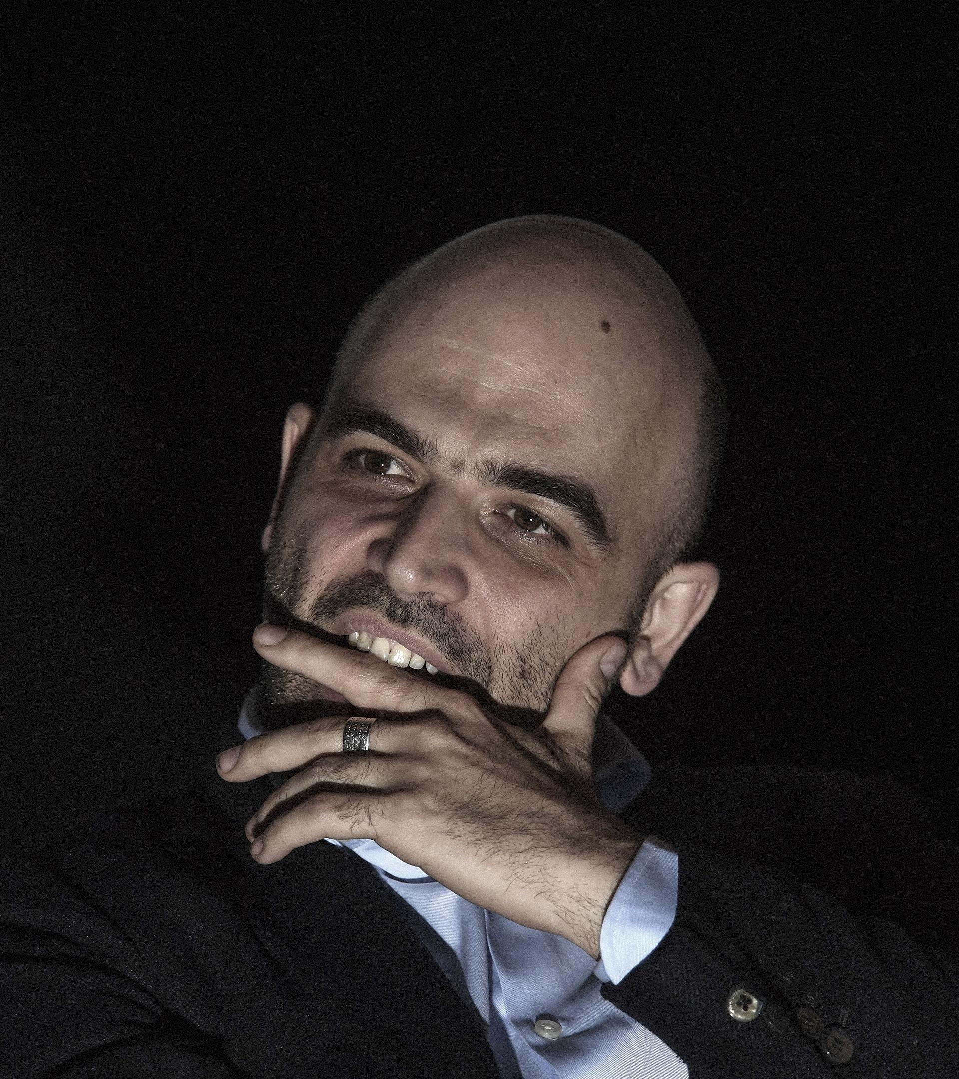 """Roberto Saviano: """"No soy un héroe, los héroes están muertos"""""""